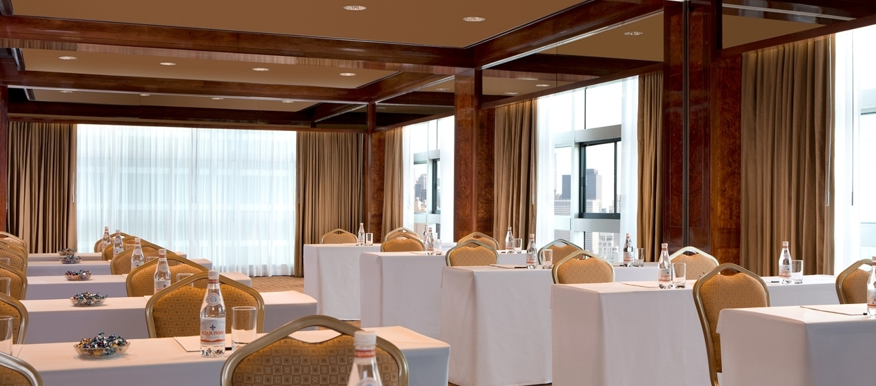 Empire State Club Room Benefits