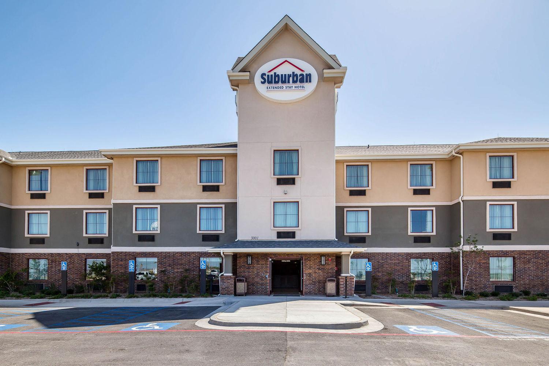 Suburban Extended Stay Hotel Midland  Midland  Tx Jobs