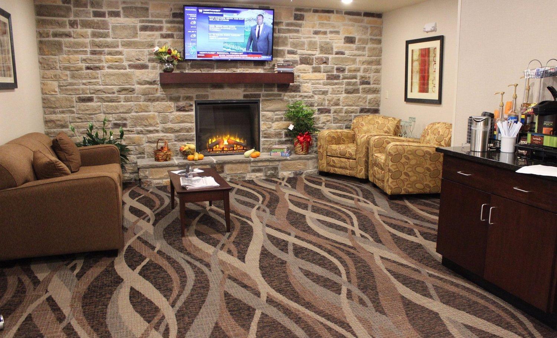 Cobblestone Hotel Suites Lamoni 713976 L